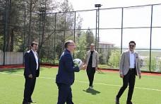 Sporsever Validen Siirt'e Dev Tesis Ve TRT Kurdi'ye Çifte Ödül
