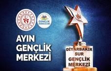 Sur Gençlik Merkezi Türkiye birincisi