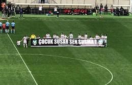 Amedspor maçında Dünya Fair-Play'e örnek...