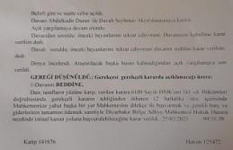 Yargı, Diyarbakırspor'u Haklı Buldu