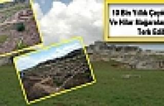 10 Bin Yıllık Çayönü Tepesi Ve Hilar Mağaraları...