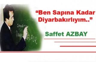 """""""Ben Sapına Kadar Diyarbakırlıyım.."""""""