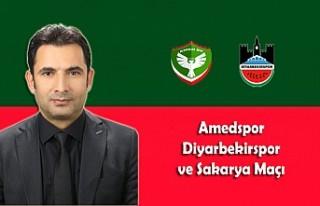Amedspor, Diyarbekirspor ve Sakarya Maçı