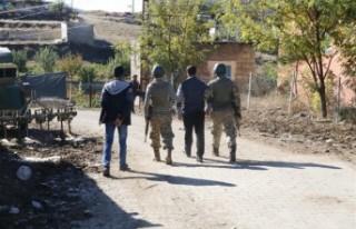 Diyarbakır'da 5 kişi tutuklandı