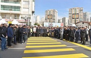 Diyarbakır'da 'Öncelik Yayanın'...