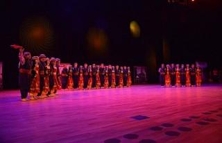 Diyarbakır Dengbej Müzik günlerinde muhteşem gala