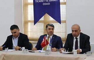 DTSO ve DTB'den Diyarbakır için birliktelik vurgusu