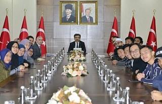 Malezya'dan Diyarbakır'a uzanan sevgi seli