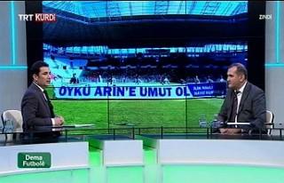 Trt Kurdi Dema Futbole Programı Minik Öykü için...