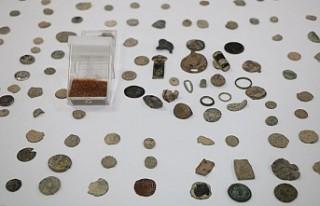 Kayapınar'da Roma ve Bizans dönemine ait Tarihi...