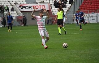Amedspor Yeni Stadında 8'de 7 yaptı