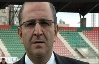 Diyarbakırsporun Efsane Başkanı Yakut'tan Tebrik...