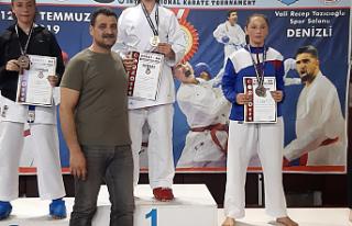 Karatede Sena Kızılaslan Farkı