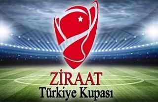Ziraat Türkiye Kupası eşleşmeleri Belli Oldu Amedspor...