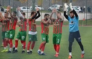 Diyarbakırspor'dan 6 Gollü Galibiyet