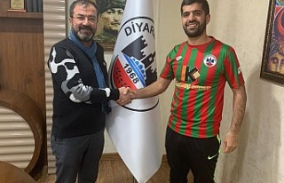 Diyarbakırspor'dan 12 Transfer