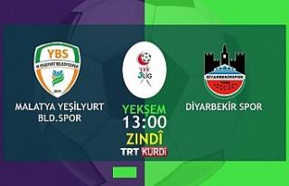 Diyarbakırsporun Kritik Maçı Naklen