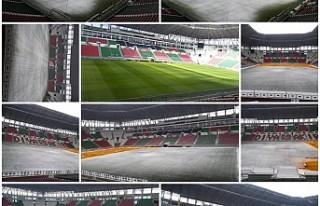 Diyarbakır Stadı Maça Hazır