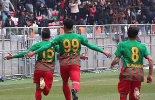 1 TL'ye 2.Lig Maçı Bileti