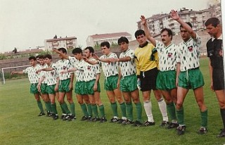 Diyarbakırspor'da Forma Giymiş Kardeş Futbolcular