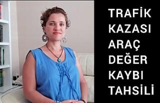 TRAFİK KAZALARINDA ARAÇ DEĞER KAYBI TESPİTİ VE...