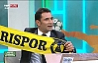 Ağrıspor'dan TRT Kürdi'ye Forma Jesti