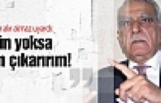 Ahmet Türk'ten Şok sözler: Çözülmezse isyan...