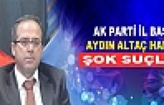 AK Parti Diyarbakır İl Başkanı Hakkında Şok...