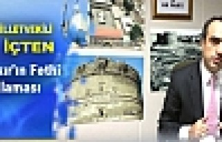 AK Parti'li İçten'den Diyarbakır'ın Fethi Açıklaması