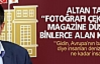 Altan Tan: Bodrum'da sahile vuran Alan Kurdi'yi...