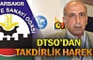 AMEDSPOR'UN CAN SİMİDİ DTSO