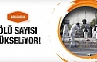 Ankara patlaması ölü sayısı yükseldi