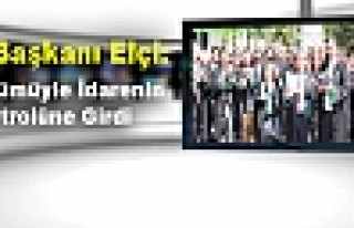 Baro Başkanı Elçi: Yargı Tümüyle İdarenin Kontrolüne...