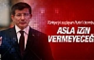 Başbakan Ahmet Davutoğlu'ndan flaş açıklamalar
