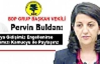 BDP'li Buldan: İmralı'ya Gidişimiz Engellenirse...