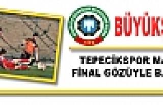 Büyükşehir Tepeciskspor Maçına Hazır