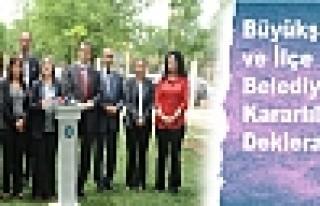 Büyükşehir ve İlçe Belediyelerde Kararlılık...