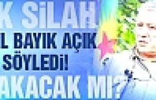 Cemil Bayık'tan PKK silah bırakacak diyenlere soğuk...