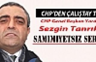 CHP'den Çalıştay Tepkisi: Samimiyetsiz Seremoni