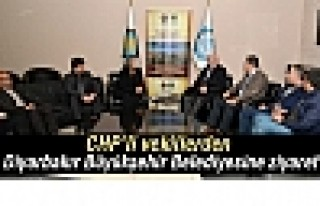 CHP'li vekillerden Diyarbakır Büyükşehir Belediyesine...