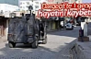 Dargeçit'te 1 genç hayatını kaybetti
