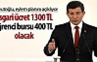 Davutoğlu, 64. Hükümet eylem planını açıklıyor