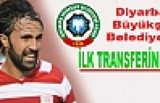Diyarbakır Büyükşehir Belediyespor İlk Transferini...