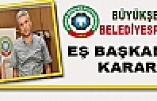 Diyarbakır Büyükşehir Belediyespor'da Eşbaşkanlık...