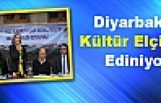 Diyarbakır Kültür Elçileri Ediniyor