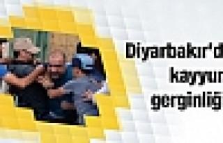 Diyarbakır Sur'da kayyum gerginliği!