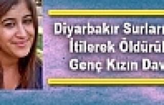 Diyarbakır Surlarından İtilerek Öldürülen Genç...