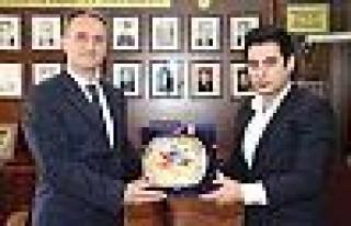 Diyarbakır Turizm Platformu'ndan Emniyet Müdürü...
