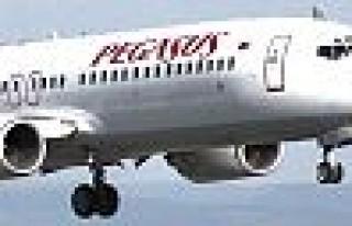 Diyarbakır Uçağı Zorunlu İniş Yaptı
