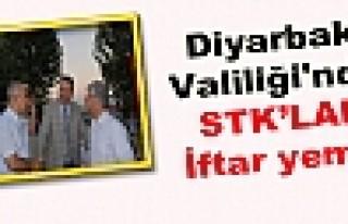 Diyarbakır Valiliği'nden Stk'lara İftar